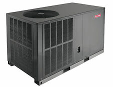 2 ton Goodman 14 seer heat pump R-410A package unit GPH1424H41