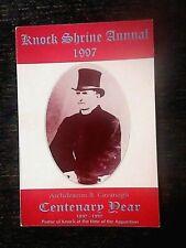 knock shrine annual-1997