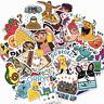 50 Anime Cartoon Sticker Stickerbomb Retrostickern Aufkleber Mix Decals girl
