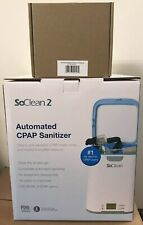 SoClean 2 CPAP Cleaner and Sanitizing Machine With Airsense10 Adapter