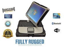 Panasonic Toughbook CF-19, Core 2, 3GB RAM, Win 7 Pro Touchscreen