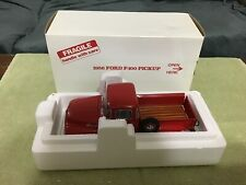 Danbury Mint 1956 FORD F-100 PICKUP RED 1:24 Metal Diecast Brand New