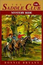 Mystery Ride (Saddle Club)-ExLibrary