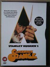 STANLEY KUBRICK ~ CLOCKWORK ORANGE (DVD, 2000)