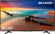"Sharp - 43"" Class (42.5"" Diag.) - Led - 2160p - Smart - 4K Ultra Hd Tv Roku Tv"