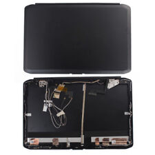 For Dell Latitude E5530 Rear LCD Lid Case Cover W/Hinges Cables 8G3YN 08G3YN