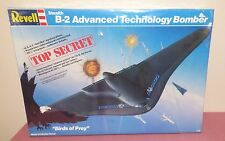 1987 Revell Stealth B-2 Advanced Technology Bomber Model Kit # 4577 1/72 Sealed