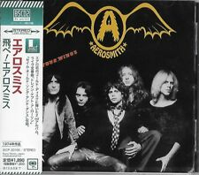 AEROSMITH GET YOUR WINGS 2013 JAPAN RMST Blu-Spec CD2 HIGH FIDELITY FORMAT CD