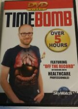 Timebomb DVD & Book By: Joe Horn NEW