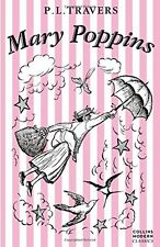 Mary Poppins (Collins Modern Classics) New Paperback Book P. L. Travers