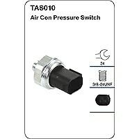 Tridon AC Pressure Switch TAS010 fits BMW 3 Series 316 i (F30,F35,F80) 100kw,...