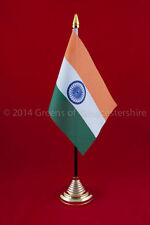 India Country Collectable Flags