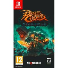 Battle Chasers Nightwar For Nintendo Switch New