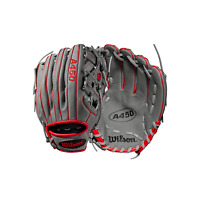 "Wilson A450 11.5"" Youth Baseball Glove WTA04RB19115"