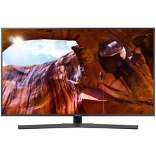 SMART TV 4K 43 Pollici Televisore Samsung LED Ultra HD T2 UE43RU7400U ITA