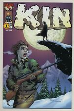 Kin #1-6 (2000, Image) Complete Mini-Series Gary Frank Top Cow D-