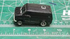 AFX Magna-traction Black Ford Street van #1943 VHTF