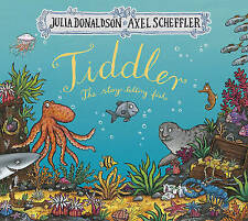 Tiddler: The Story-Telling Fish by Julia Donaldson (Paperback, 2016)