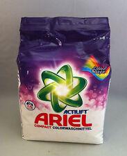 Ariel Compact Colorwaschmittel Waschpulver 1125g (1kg/5,77€) Waschpulver