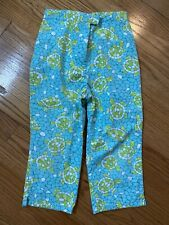 Lilly Pulitizer Girls Capris 6 6x