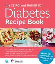 CSIRO and Baker IDI Diabetes Recipe Book The ' Baker IDI Heart & Diabetes Inst &