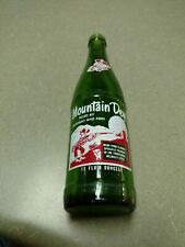 12 Oz.  Hillbilly Mountain Dew Bottle Filled By Antonio And Fern