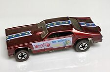 Maroon Tom McEwen Mongoose Dragster Hot Wheels Redline 25th Anniversary MINT