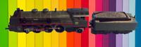 Ancienne maquette Ferroviaire jouet Locomotive  Märklin type 231- 981  Saintes