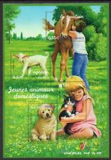 FRANCE MNH 2006 SG4176 Young Domestic Animals