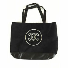 Chanel Beaute Bag - Chanel Precision VIP Beauty Counter Gift Plush Tote Bag