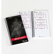 Precision Training A5 Slimline Football Soccer Pro Coach Manager Scout Note Pad