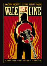 Walk the Line (DVD, 2006, 2-Disc Set, Collectors Edition Widescreen)