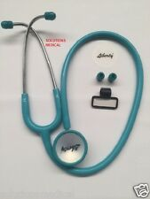 STETHOSCOPE DOCTORS DUAL HEAD PROFESSIONAL TEAL X 1