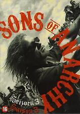 SONS OF ANARCHY : SEIZOEN SAISON 3 - DVD BOX SET - nieuw nouveau