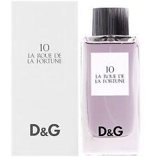 Dolce & Gabbana 10 La Roue de la Fortune 100 ml Unisex Eau de Toilette