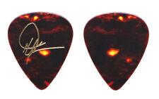 Dwight Yoakam Signature Brown/Gold Guitar Pick - 2000 Tour