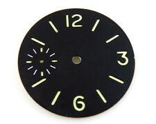 34.5mm Watch Case Fit ETA 6497 Luminous Dial