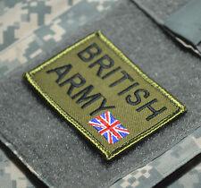DAESH WHACKER GREEN BERETS SAS JTF URBAN WARFARE burdock INSIGNIA: BRITISH ARMY