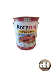 SONDERAKTION Kora, Koranol Imprägnierlasur 5 Liter 14,40 €/L Holzschutz, Lasur