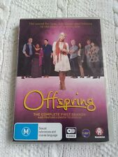 OFFSPRING - SEASON 1 – DVD, 5-DISC SET, R-4, LIKE NEW, FREE POST AUS-WIDE