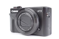 Canon PowerShot G7 X Mark II 20.1MP P&S Camera  w/ 2yr Mack Warranty - #S02996