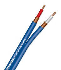 Sommercable ONYX 2025 MKII blau / NF-Zwillingskabel Meterware / HiFi / Studio