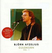 "BJ""RN AFZELIUS - GULDKORN NEW CD"