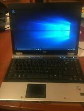 "HP Elitebook 6930p 14"" Core 2 Duo Laptop - 2.4Ghz CPU 4GB RAM160GB HDD DVD+RW"