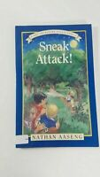 The Grubstake Adventure: Sneak Attack! by Nathan Aaseng (1995, Paperback)