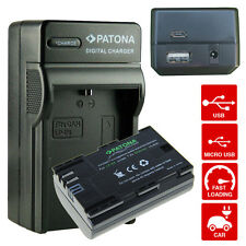 batteria e caricabatteria per eos 70d eos 7d EOS 7D Mark II 2000 mah lp-e6 lpe6
