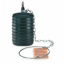 Cherne Industries 2 in Pneumatic Test Ball Plug, Rubber