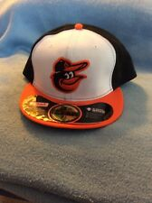 c31efe6c0dca2 Baltimore Orioles New Era 59FIFTY Cool Base Team Fitted Hat 2Tone - 7 3 4