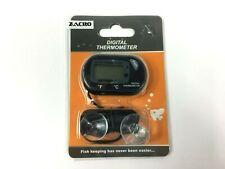 Zacro Lcd Digital Display Aquarium Thermometer Fish Tank Water Temperature New