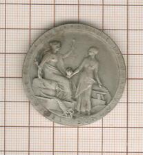 O Roty silver medal médaille argent compagnie universelle du canal de Suez